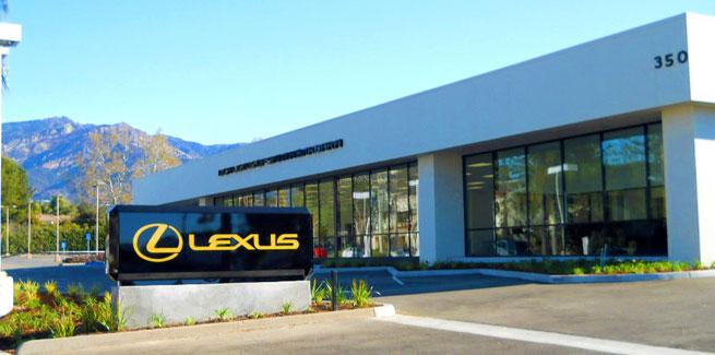 Lexus Brand